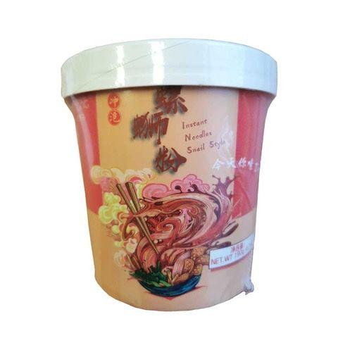instant noodle snail style cup 190gr