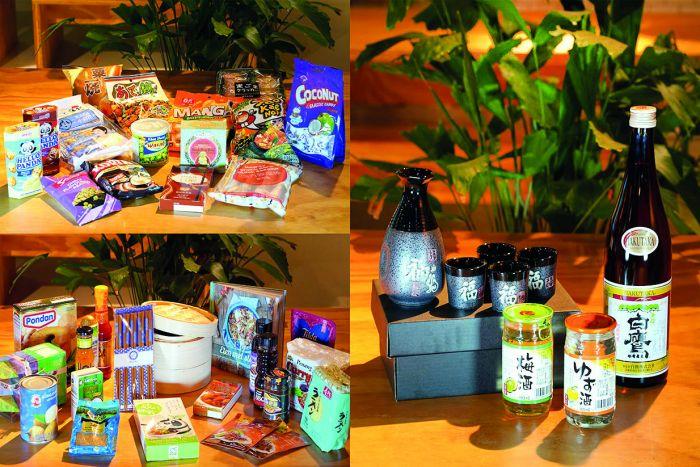 Kerst pakket 12 - the asian experience