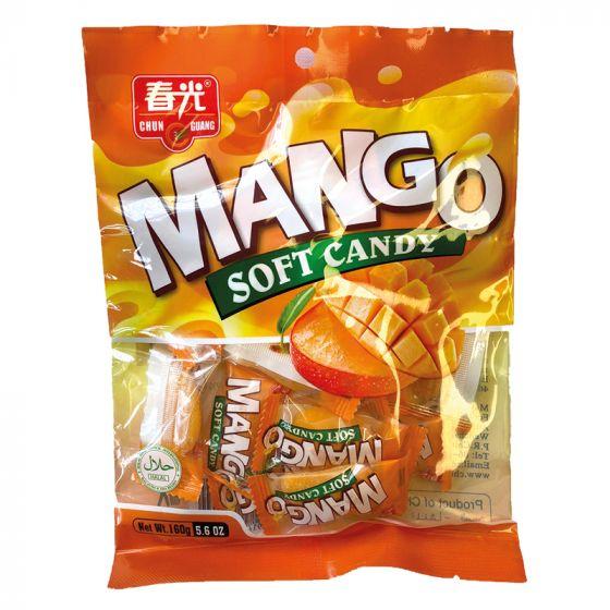 mango soft candy 160gr