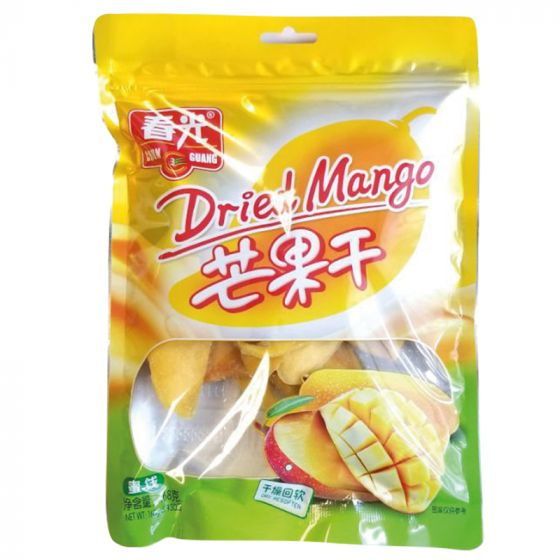 dried mango 168gr