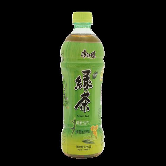 green tea low sugar 550ml