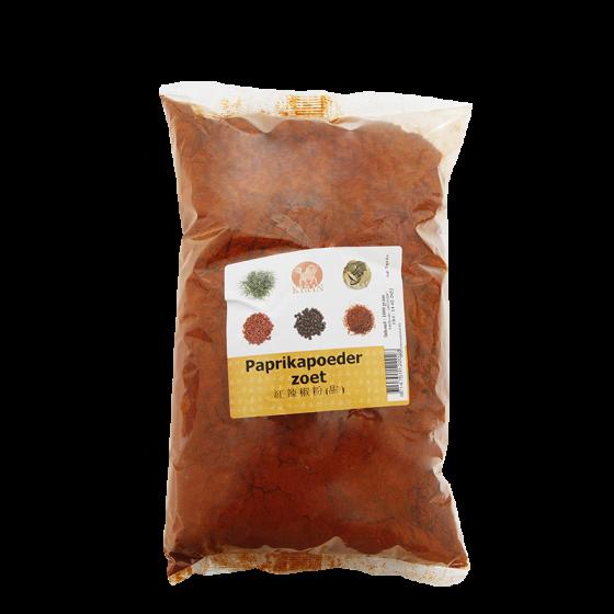 paprika poeder zoet j.m. 1kg