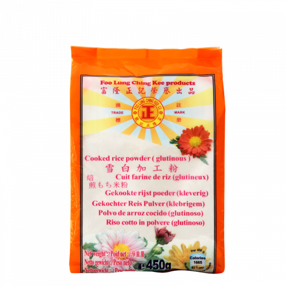 cooked rice powder 450gr