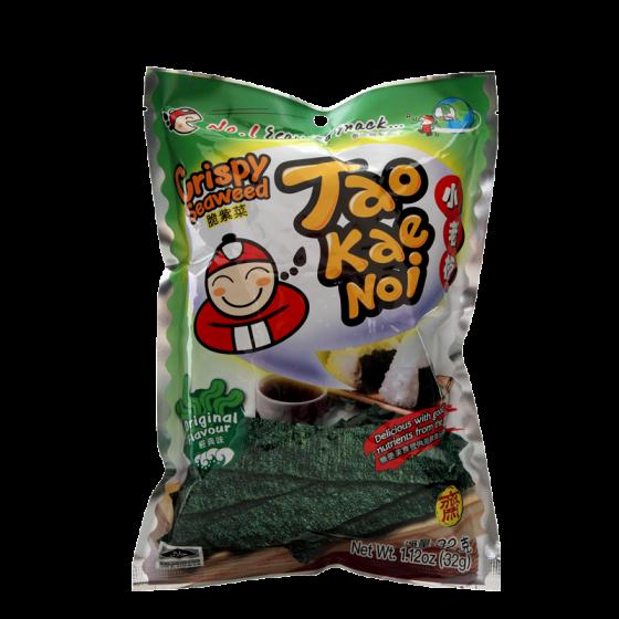 crispy seaweed original flavour 36gr