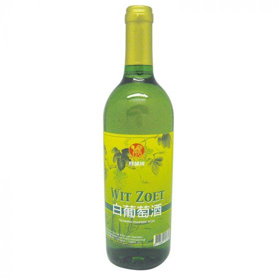 wine-white sweet 750ml