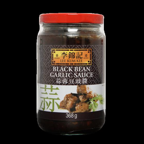 garlic black bean sauce 368gr