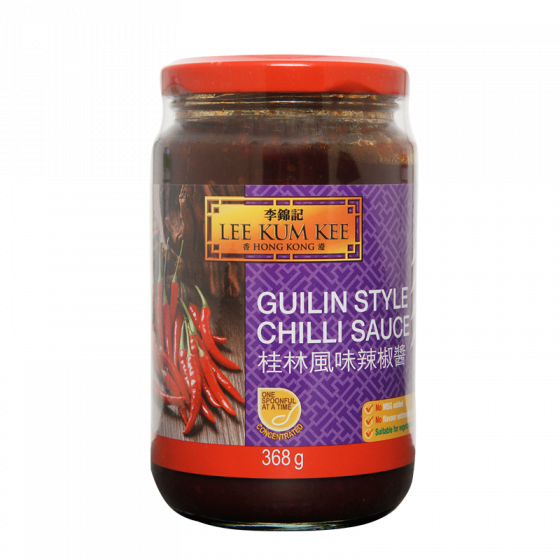 chilli/guilin sauce 368gr