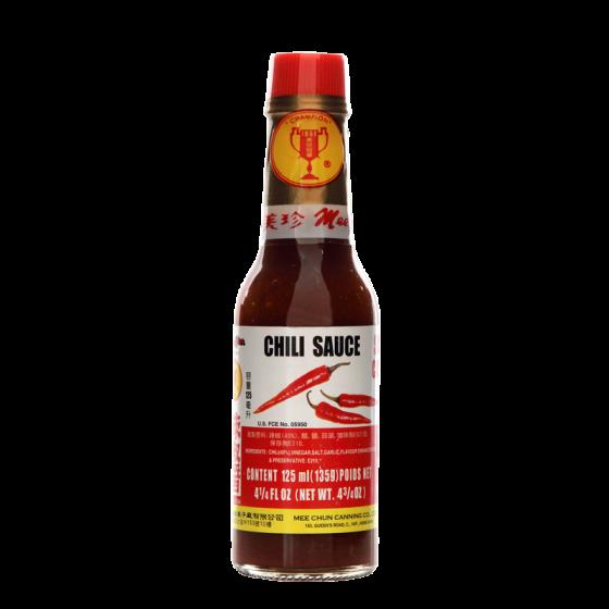 chilli sauce 125gr