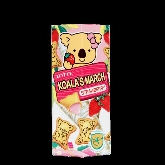 koala biscuit strawberry 41gr