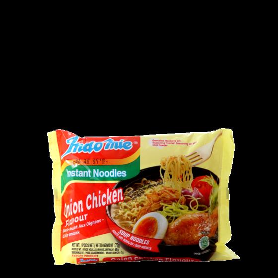 indomie ayam bawang 75gr (onion chicken)