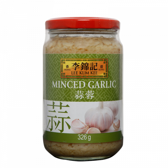 minced garlic 326gr