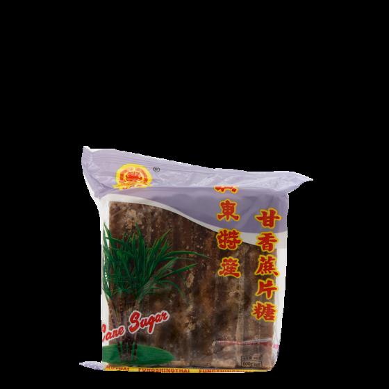 cane suiker slices 600gr