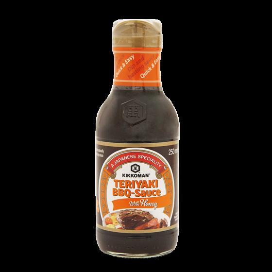 bbq honey 250ml