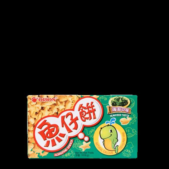 korepab snack seaweed 47gr