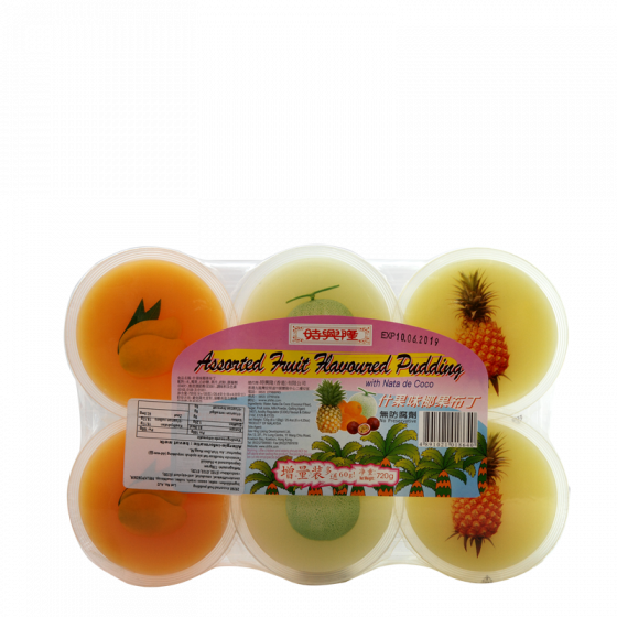 mixed pudding 720gr