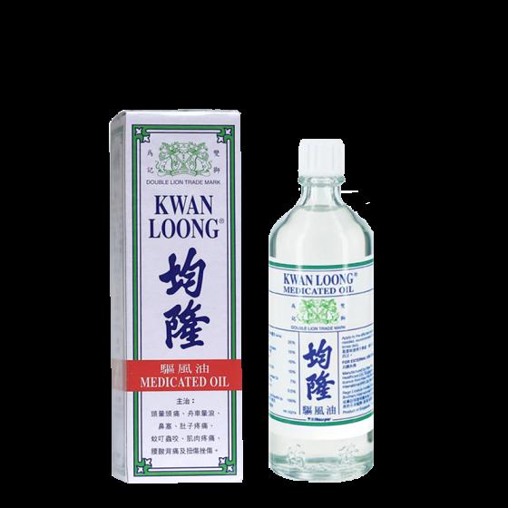 Kwan Loong Oil 58ml