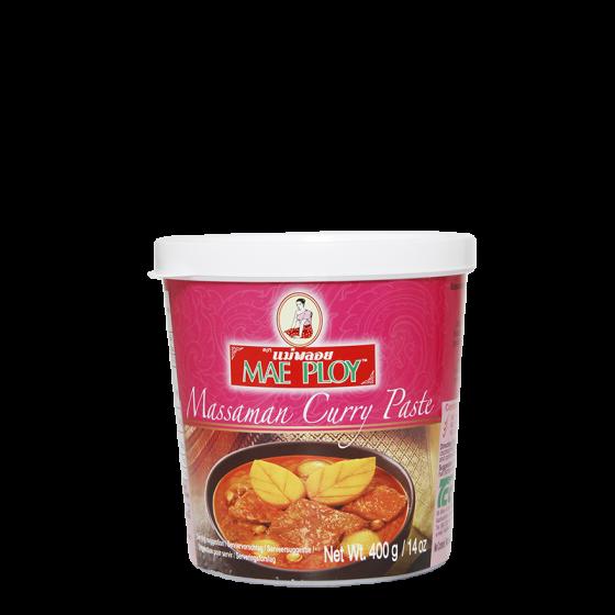 curry paste matsaman 400gr