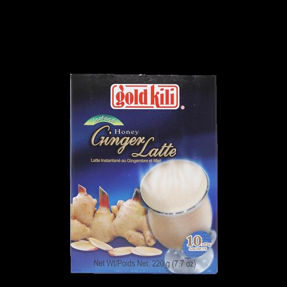 instant ginger latte 220gr