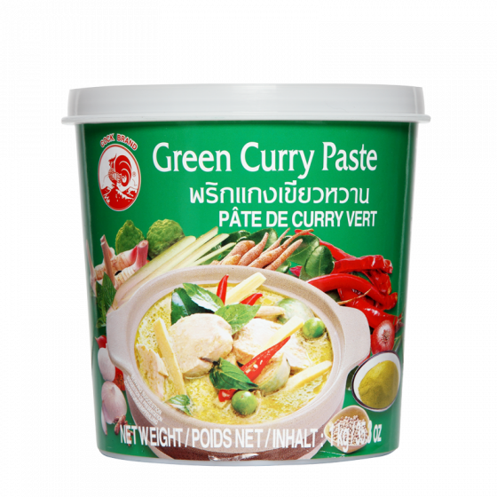 curry paste green 1 kg