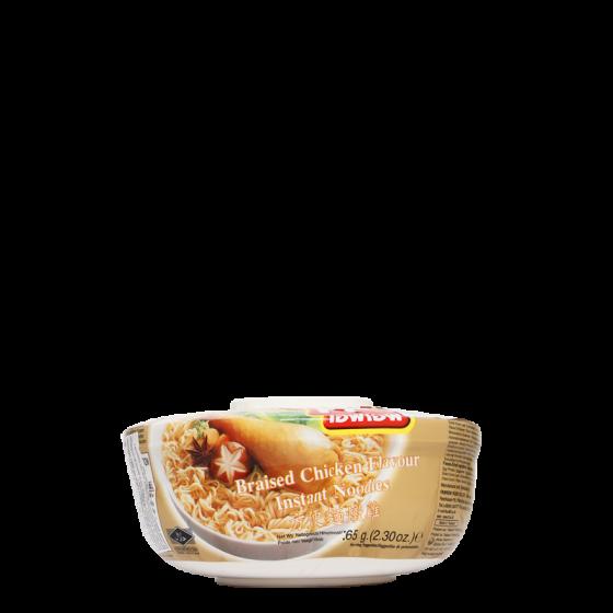 instant chicken bowl noodle 65gr