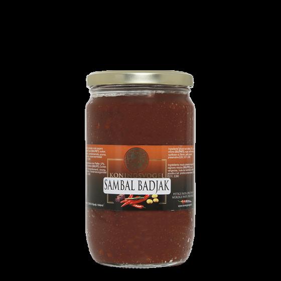 sambal badjak 750gr