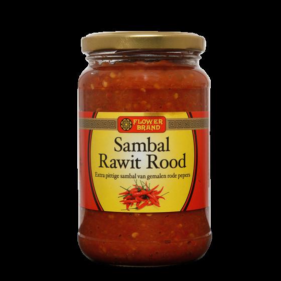 sambal rawit rood 375gr