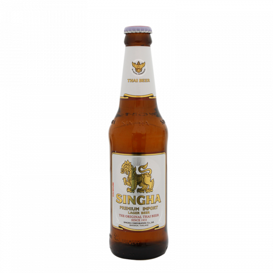 singha bier thailand 330ml