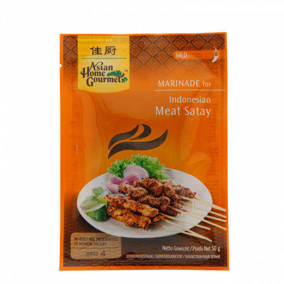 satemarinade 50gr