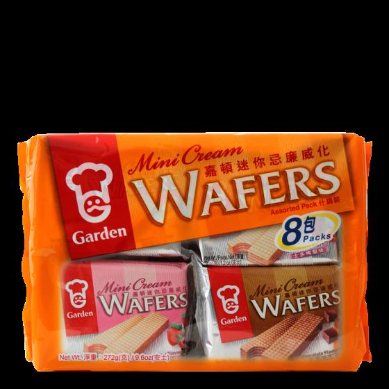 mini wafer 8x34gr