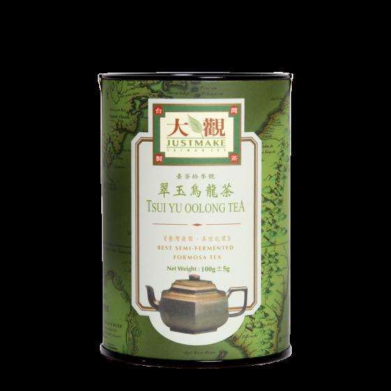 Tsui Yu Oolong Tea 100gr