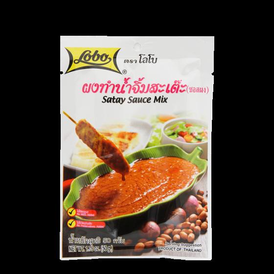 satay sauce mix 50gr