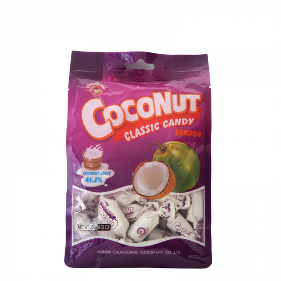 classic coconut candy 250gr