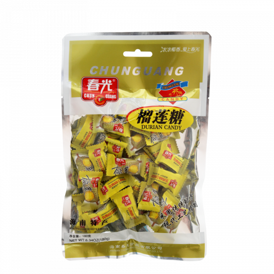 durian candy 180gr