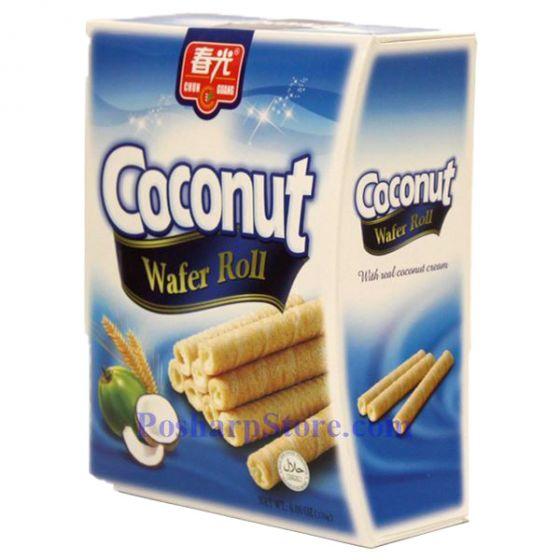 coconut wafer roll 170gr