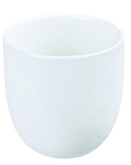 White Series Tea Cup 7.5x7cm