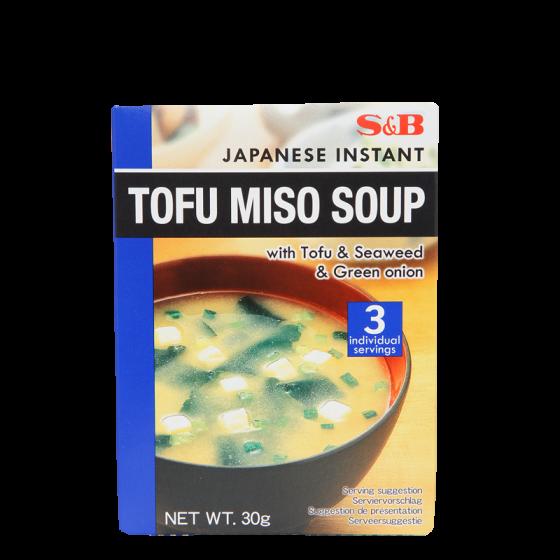 tofu miso soup 30 gr