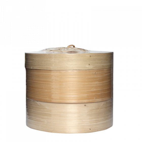 2 bamboo steamer 1 cover 7i