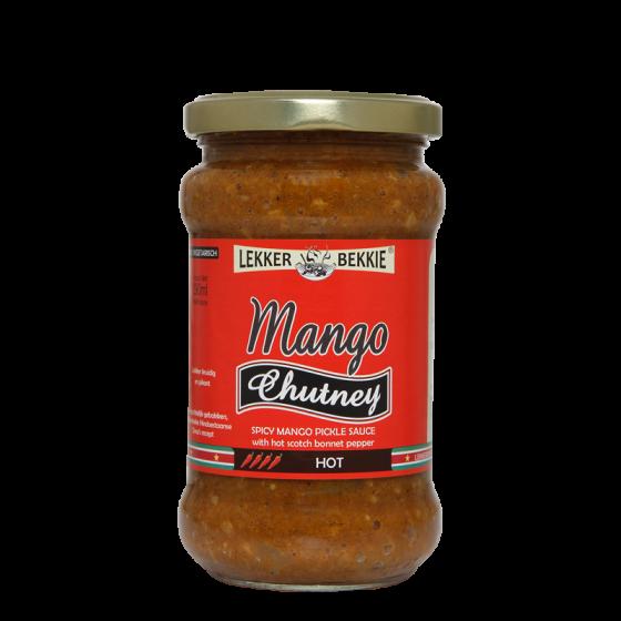 mango chutney 290ml