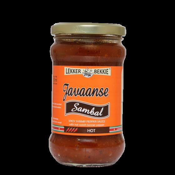Javaanse sambal 290ml