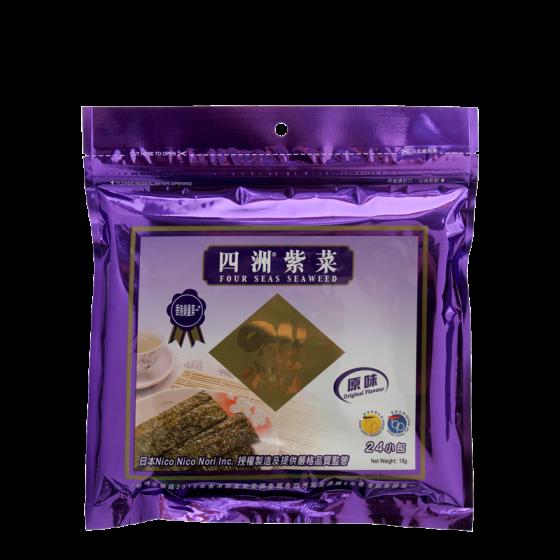 dried seaweed 18gr