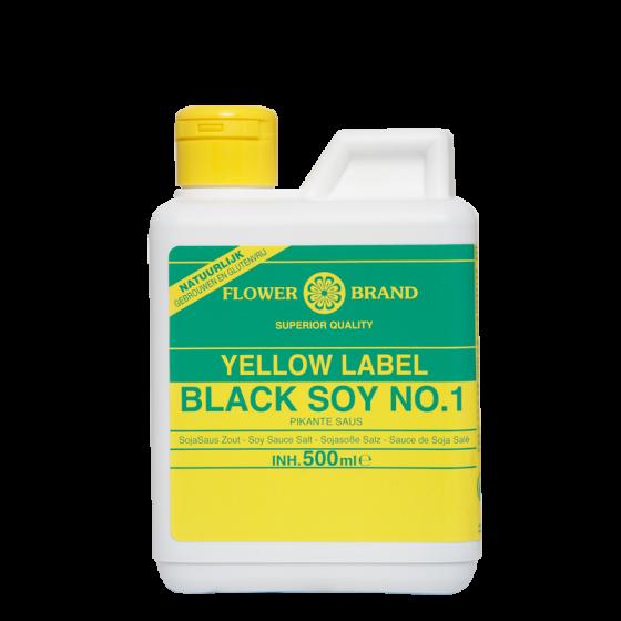 black soy-yellow label 500ml