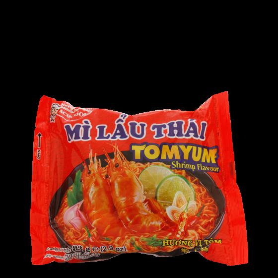 instant noodle shrimp 80gr
