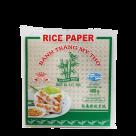 rice paper 22cm square 400gr