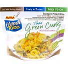 instant rice green curry fish 80gr