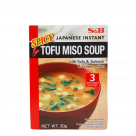 tofu miso soup spicy 30 gr