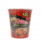 hot chicken ramen 2 spicy cup 70gr