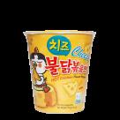 hot chicken cheese ramen cup 70gr