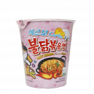 hot chicken ramen carbo flavor cup 80gr