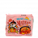 hot chicken ramen carbonara flavor 130gr