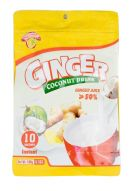 ginger coconut drink 10x18gr